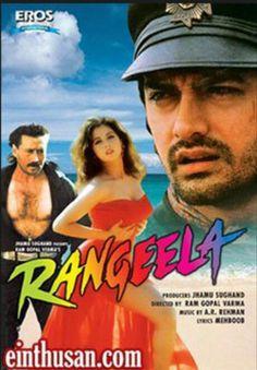 """Aamir Khan in """"Rangeela"""" 1995"""