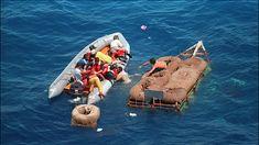 Murieron 4 balseros venezolanos al hundirse embarcación de emigrantes