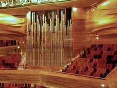 Van den Heuvel organ; IV/91; 2005; Danish Radio Concert Hall, Copenhagen