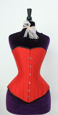 House of Marmalade: corset construction