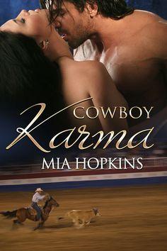 Cowboy Karma by Mia Hopkins