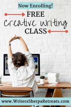 creative writing class online free