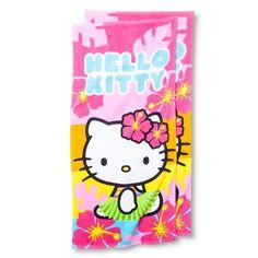Hello Kitty Beach Towel - 2-pk.