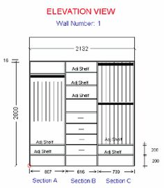 Standard Closet Rod Height Endearing Closet Shelving Layout  This A Helpful Website For Designing And Review