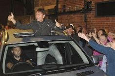 Sir Cliff Richard is still motoring at age of 75...UK NEWS TODAY