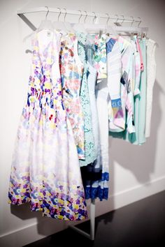 ASOS spring summer via cherry blossom girl