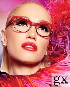 f31a2fa39b2e3c I m old enough to remember the early days of Gwen Stefani — the bleached  blonde hair, the yellow vinyl pants and white crop tops, the pencil thin  black ...