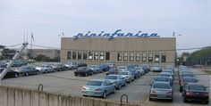 Pininfarina Plant