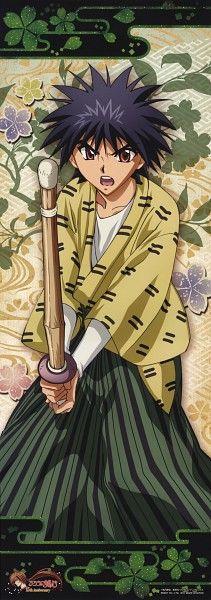 Tags: Anime, Stick Poster, Rurouni Kenshin, Myoujin Yahiko