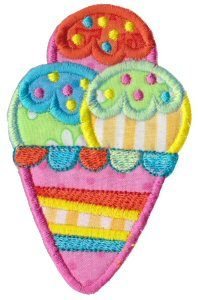 Embroidery | Free Machine Embroidery Designs | Bunnycup Embroidery | Eye Candy Applique