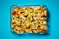 Swiss 'n Chicken Casserole Recipe