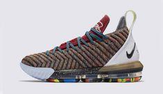 d8f626b7057 UPDATE  Nike LeBron 16