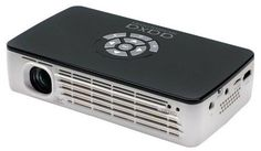 AAXA Technologies® P700 650-Lumen WXGA Pico Projector - White/Black (KP-700-01)