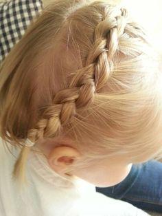 Baby / todler / peuter  haar / hair