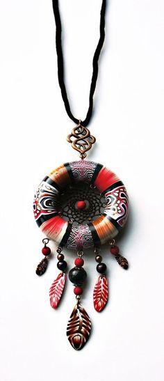 nice pendant, etno style
