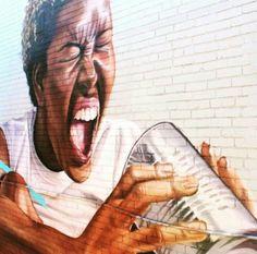 Street Art by James Bullough