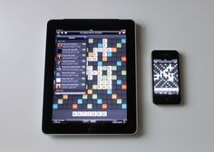 Wordfeud for iPad is finally coming!