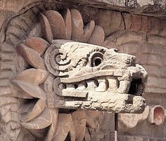 Quetzalcoatl is a Euryapsid, too. Quetzalcoatl, The Feathered or Crested or Plumed Serpent, is the American Dragon. That is no small s...