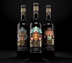 Mask Spirit. Коллекция вин Нового Света — Brandiziac - Брендинговое агентство