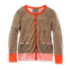 Cute Juicy sweater for fall.
