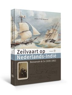 Father-daughter project: the book 'Zeilvaart op Nederlands-Indië' written by Charles F.C.G. Boissevain and designed by Eijgen Stijl