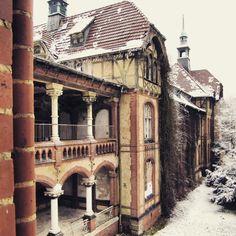 Beelitz Heilstätten Lost Places