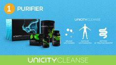 Un trio UNICITY CLEANSE pour nettoyer votre corps, le détoxiner et expulser les parasites. Doux, efficace et sécuritaire. Pour d'autres information contactez :  Roxanne Poliquin,  Distributrice franchisé Unicity depuis 2011. Licence internationale 96964802 Courriel : premiumedik@gmail.com Magasin en ligne :  https://shop.unicity.com/transformation-products/96964802