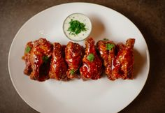Distilled NY: Redefining the Public House - Financial District - Gastropubs from Refinery 29 - wings, drinks, brunch