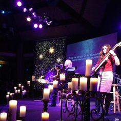 Shining Shimmering Splendid | Church Stage Design Ideas