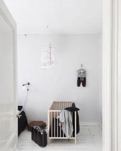 /inblckandwht/ #babyroom #nursery #boysroom #kidsstyle