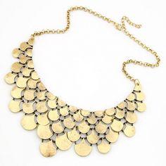 Vintage Bohemian Style Boho Necklace