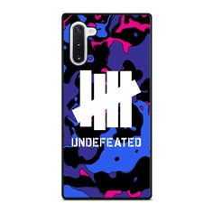 UNDEFEATED CAMO LOGO Samsung Galaxy Note 10 Case Cover  Vendor: Favocase Type: Samsung Galaxy Note 10 case Price: 14.90  This premium UNDEFEATED CAMO LOGO Samsung Galaxy Note10case will create premium style to yourSamsung Note10 phone. Materials are from durable hard plastic or silicone rubber cases available in black and white color. Our case makers customize and design each case in high resolution printing with best quality sublimation ink that protect the back sides and corners of phone… Make You Feel, How Are You Feeling, Black And White Colour, Galaxy Note 10, Silicone Rubber, Phone Covers, Camo, Samsung Galaxy, Printing