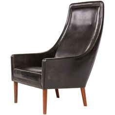 Lounge Chair by Helge Vestergaard Jensen | From a unique collection of antique and modern lounge chairs at https://www.1stdibs.com/furniture/seating/lounge-chairs/