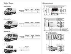 Mercedes sprinter box van dimensions #4