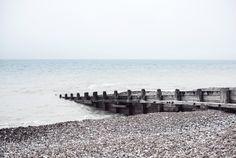 Worthing #1 | The Minimalist Beach | Moonlight Bohemian Worthing, So Little Time, Moonlight, Travel Photography, Minimalist, Bohemian, Beach, Water, Places