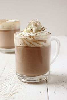 Hot Chocolate  ♥