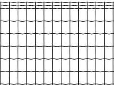 Siatka zgrzewana - 100 x 50 mm / 1,50 m , Wykonana z drutu ocynkowanego i powlekanego PCV w kolorze antracyt , Grubość drutu - 1,7 + PCV = 2,1 ± 0,09 mm