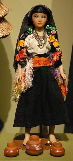 Mexican Doll Purepecha | Flickr - Photo Sharing!