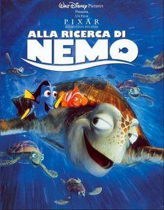 """""""Alla ricerca di Nemo"""" (Finding Nemo)  è un film d'animazione della Pixar Animation Studios del 2003 (Registi: Andrew Stanton, Lee Unkrich), vincitore del premio Oscar 2004 come miglior film d'animazione."""