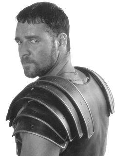 """Russell CROWE nel film """"Il gladiatore"""" (Gladiator)  diretto da Ridley Scott - 2000"""