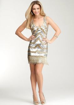 bebe SIZE LARGE Sequin & Beaded Dress bebe,http://www.amazon.com/dp/B00EG8PFB6/ref=cm_sw_r_pi_dp_9yR2sb1Y2AC77ND9