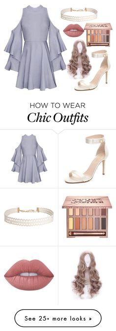 """""""Ballad Performance Look"""" by fabulousdumpling on Polyvore featuring Humble Chic, Kate Spade, Lime Crime, Urban Decay, music, performance and ballad"""