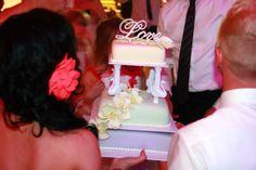 schöne #Hochzeitstorte in #BadOeynhausen