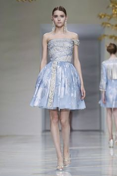 Guo Pei Couture Spring Summer 2016 Paris #guopei #fashion #couture