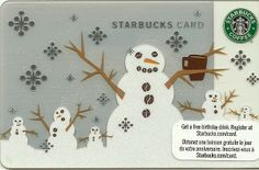 Starbucks cards collection