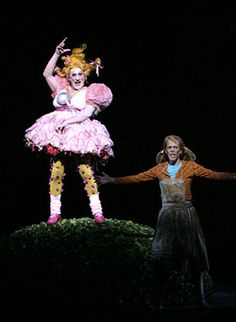 Hansel and Gretel w/ tenor witch