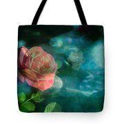Surreal Sentiment  Tote Bag by Debra Martz