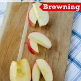 How To Keep Apples From Browning in the Lunchbox {Video}