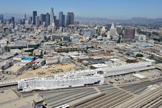 1 | L.A.'s Longest Building Fits An Entire Neighborhood Under One Roof | Co.Design | business + design