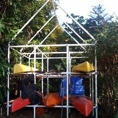 "Free plans and pictures of PVC pipe projects. - A world of PVC pipe projects from furniture to greenhouses to fences and lots more - well worth the pin - check it out! ~+"",]`;"